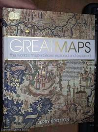 image of Great maps the world's masterpieces explored and explained