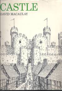 Castle by  David Macaulay - 1st Edition 1st Printing - 1977 - from Granada Bookstore  (Member IOBA) and Biblio.com