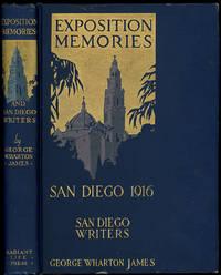 Exposition Memories, Panama-California Exposition, San Diego, 1916