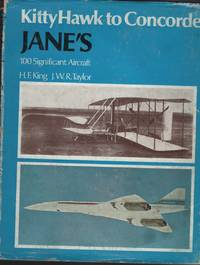 Kitty Hawk to Concorde  Jane's 100 significant aircraft;