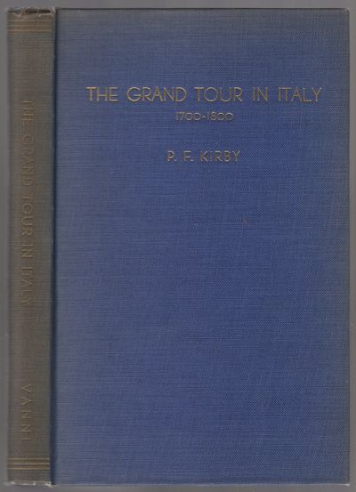 New York: S.F. Vanni (Ragusa), 1952. Hardcover. Very Good. First edition. Octavo. 214pp. Illustrated...