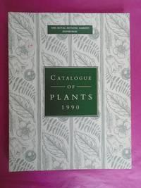Catalogue of Plants 1990