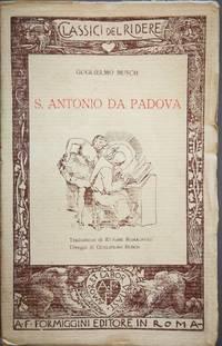 S. Antonio da Padova by Busch Guglielmo - 1920 - from Libreria MarcoPolo (SKU: 53146)