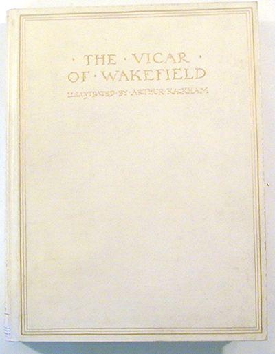 London: George G. Harrap, 1929. Limited edition. Hardcover. Near fine. Arthur Rackham. Full vellum, ...