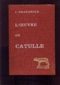 L'oeuvre de Catulle.  Aspects religieux, éthiques et stylistiques