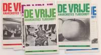 image of De vrije, Anarchisties tijdschrif [18 issues]