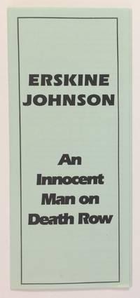 image of Erskine Johnson: an innocent man on death row