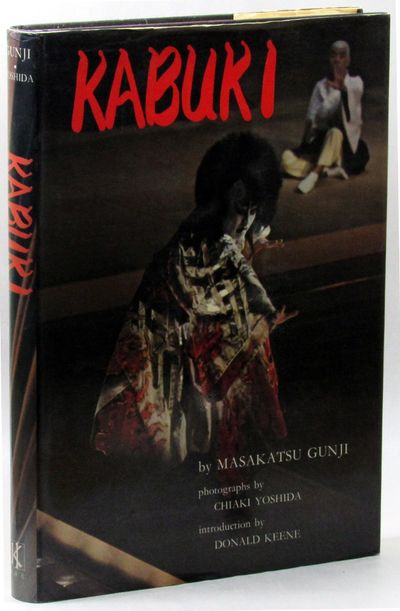 Tokyo: Kodansha, 1969. Hardcover. Very Good. First Edition. 259pp+ index. Very good hardback in a ve...