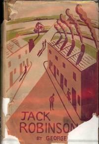 JACK ROBINSON: A PICARESQUE NOVEL