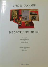Marcel Duchamp - Die Grosse Schachtel; de ou par Marcel Duchamp ou Rrose Selavy