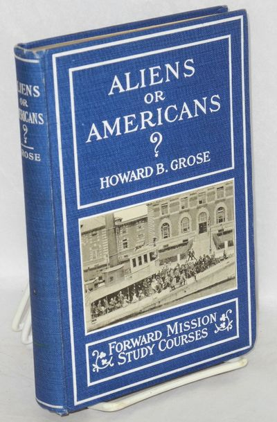 New York: Young People's Missionary Movement, 1906. Hardcover. 337p., front., illus., very good cond...