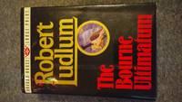 image of The Bourne Ultimatum (Random House Large Print)