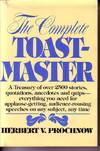 The Complete Toastmaster