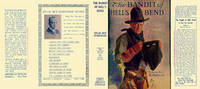 image of BANDIT OF HELL'S BEND [facsimile dust jacket for the Grosset & Dunlap edition-NO BOOK]