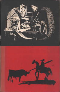 PICASSO: TOREROS with Four Original Lithographs. by  Pablo; and Jaime Sabartes Picasso - First Edition - 1961. - from Bookfever.com, IOBA and Biblio.co.nz
