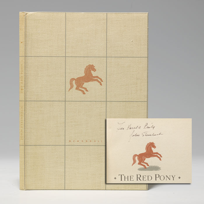 red horse book