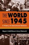 The World Since 1945