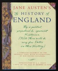 image of Jane Austen's The History of England; from the Reign of Henry the Fourth to the Death of Charles the First