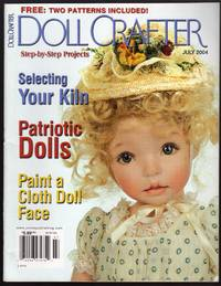 image of DOLL CRAFTER: Step-by-Step Projects July 2004, Vol 20, Issue 5