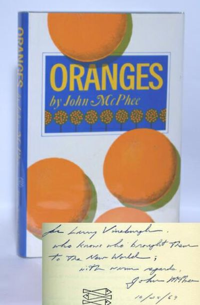 New York: Farrer Straus Giroux, 1967. First Edition. First printing Near fine in light blue cloth co...