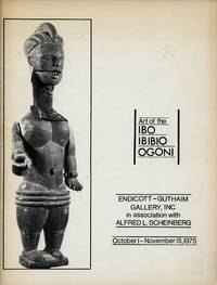 Art of the Ibo Ibibio Ogoni