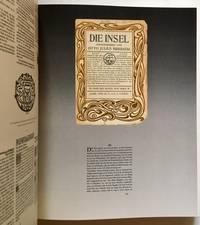Vom Ornament Zur Linie: Der fruhe Insel-Verlag 1988 bis 1924