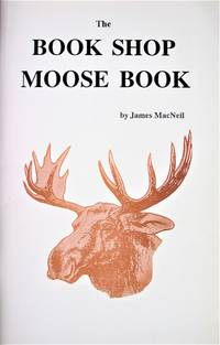 image of The Book Shop Moose Book