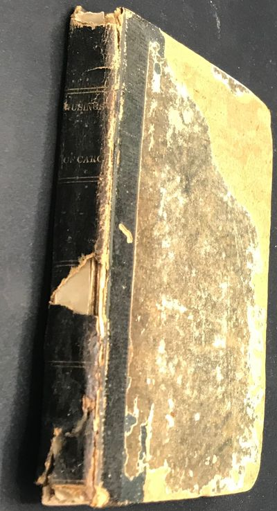 Wheeling, VA: Published by the Author. A. & E. Picket, Print, 1831. First edition. 16mo. 178pp. Blac...