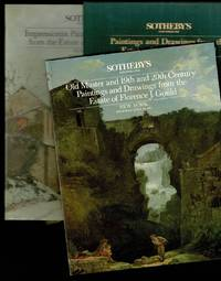 image of Paintings and Drawings from the Estate of Florence J. Gould 2 Volumes (Impressionist Paintings and Drawings; Old Master & 19th & 20th Century Paintings & Drawings)