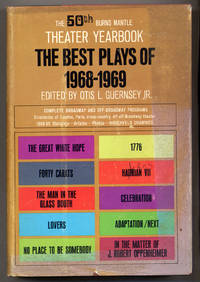 The 50th Burns Mantle Theater Yearbook The Best Plays of 1968-1969