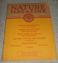 image of Nature Magazine for January 1936
