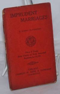 image of Imprudent marriages
