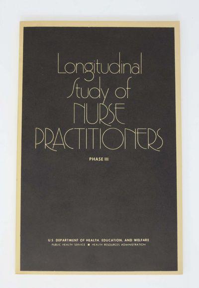 Hyattsville, Maryland: U.S. Department of Health Eduction and Welfare, 1980. 1st Printing. Original ...