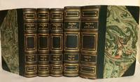 Travels and Discoveries in North and Central Africa Being a Journal of an Expedition Undertaken Under the Auspices of H.B.M's Gov't in the Years 1849-1855. Five volumes.