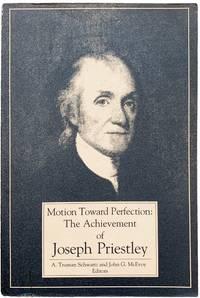 Motion Toward Perfection: The Achievement of Joseph Priestley.
