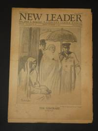 The New Leader Incorporating 'The Labour Leader': September 9th 1927