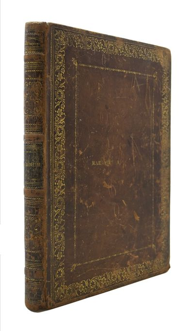 A Early Nineteenth-Century American Album Amicorm . CANNON, Margaret A.