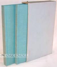 New York: The Typophiles, 1968. cloth, slipcase. De Vinne, Theodore L.. 12mo. cloth, slipcase. viii,...