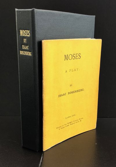 Moses : A Play