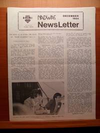 NADWAS Newsletter DECEMBER 1984 (The North American Doctor Who Appreciation Society)