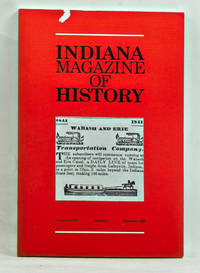 Indiana Magazine of History, Volume 85, Number 3 (September 1989)