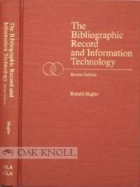 BIBLIOGRAPHIC RECORD AND INFORMATION TECHNOLOGY.|THE