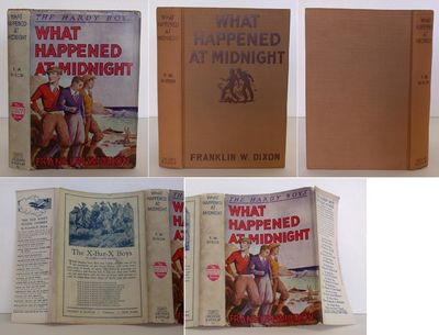 Grosset & Dunlap, 1932. Hardcover. Very Good/Very Good. Published in New York by Grosset & Dunlap in...