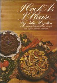 image of I Cook as I Please; Travels, Opinions, Recipes
