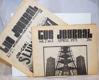The Journal, Vol. 2, nos. 1 & 3, April & June 1971 [two issues] Rochester\'s Independent Newspaper
