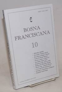 Bosna Franciscana Volume 6 Number 10