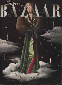 image of Harper's Bazar (Harper's Bazaar) December, 1939 - Cover Only