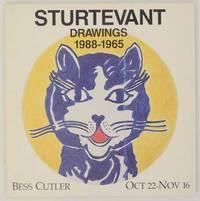 Sturtevant Drawings 1988-1965