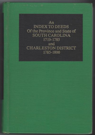 Southern Historical Pr, 1980-06-01. Hardcover. Good. 0893080454 Green cloth boards have modest wear,...