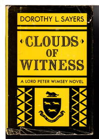 image of CLOUDS OF WITNESS.
